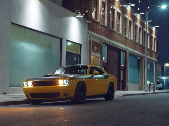 The Dodge Challenger Is One Of The Last Honest Cars