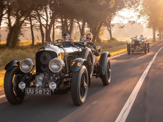 Bentley, Efsanevi 1929 4½ Litre Takımı Blower'ın 12 Çoğaltmasını Yapıyor