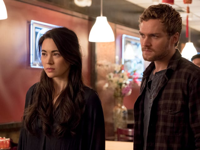 Iron Fist's Second Season Would Do Well to Put Danny in the Passenger Seat