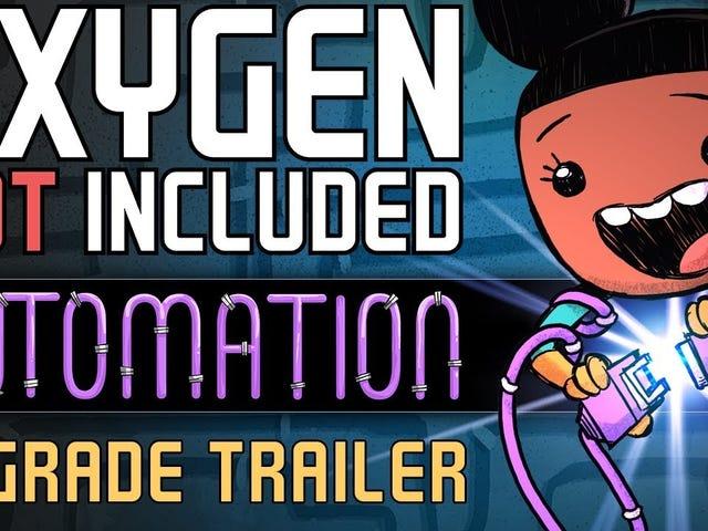 Oxygen Not Included - Colonia GIZMODO - Temporada 2 - Fase 4