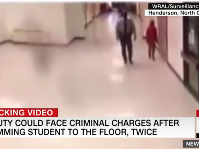School Resource Officer Placed on Leave After Video Surfaces of 11-Year-Old Being Dragged, Body Slammed