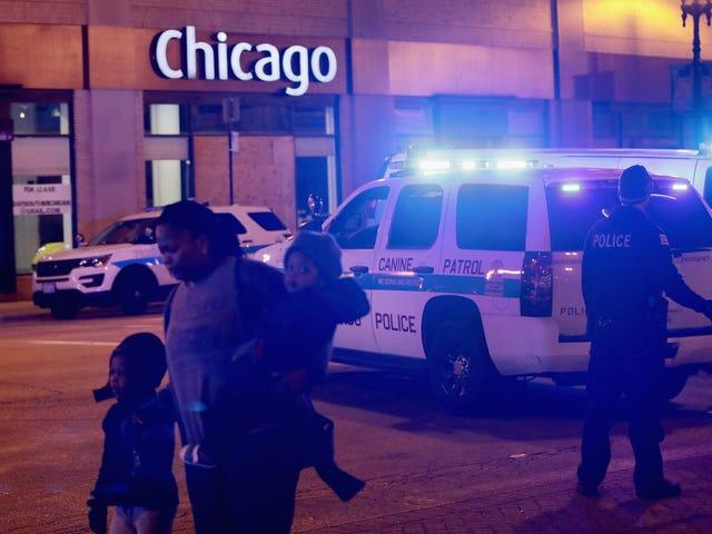 Предполагаемый Gunman, его подруга, полицейский и 1 другой мертвец в съемках в больнице Чикаго [Обновлено]