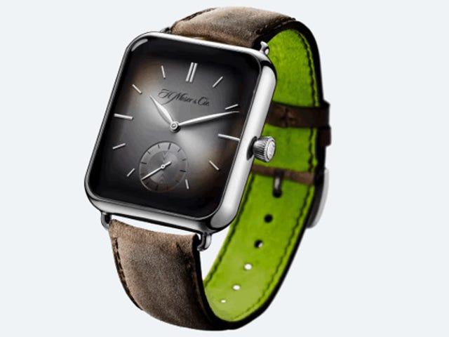 यह 25,000 डॉलर की मैकेनिकल वॉच एप्पल की तरह ही दिखती है