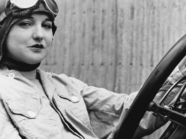 La prima donna a correre era un Rothschild che si chiamava 'lumaca'