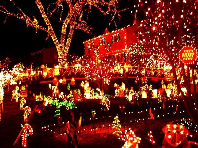 크리스마스 시계 : 바로 지금 크리스마스에 관한 모든 것입니다.