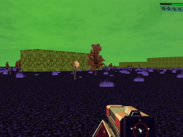 No Man's Sky , recreado como ... Mod de Doom
