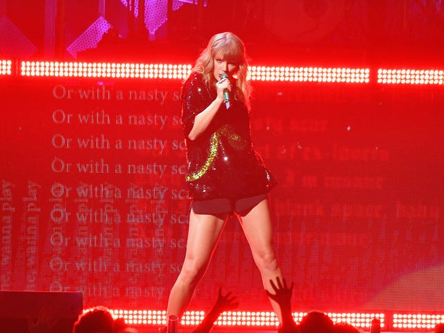 Tickets to Taylor's Reputation Tour Are Not Selling Swiftly