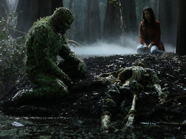 Swamp Thing døde en smuk, misforstået jomfru i sin rodede seriefinale