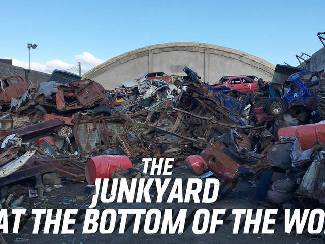 This Is The Southernmost Junkyard In The World