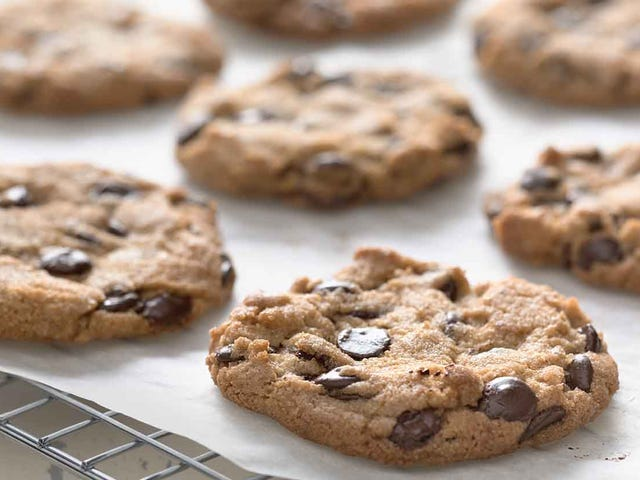 Cookies would be nice to have and eat right now