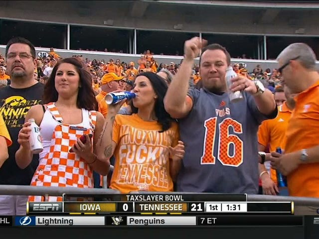 Knoxville Fuckin 'Tennessee