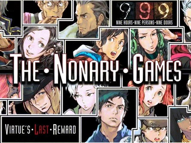 RockmanDash Reviews: Zero Escape: The Nonary Games