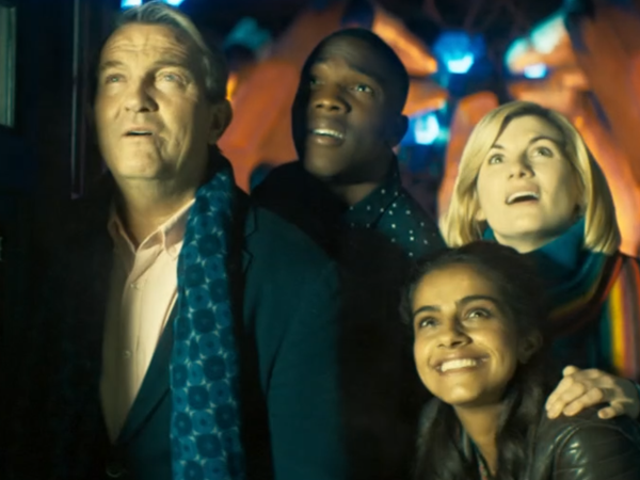 HBO Max Is Bringing a TARDIS-Load of Doctor Who With It