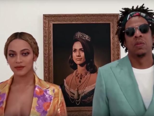 Dia adalah Ratu Anda: Beyonce Hanya Membuat Potret Meghan Markle sebagai Must-Have