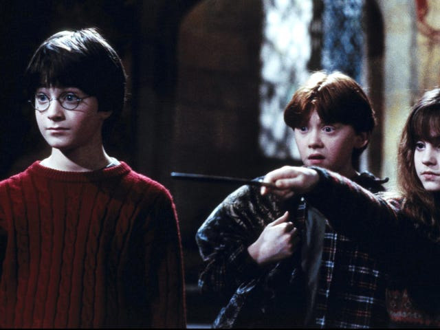 Read if you dare about the worst Harry Potter fan fiction ever written