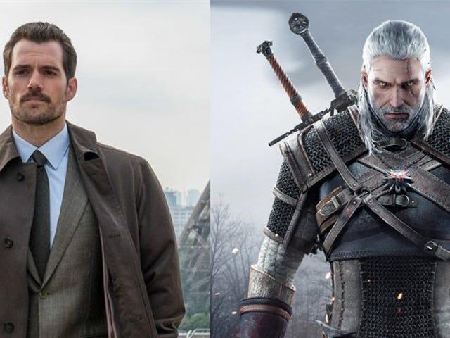 Henry Cavill será Geralt de Rivia en la serie de The Witcher