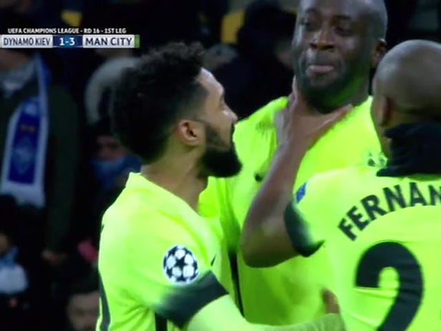 Yaya Touré Belter salva Manchester City da se stessi