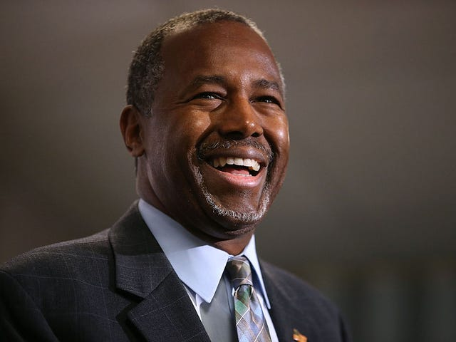 Ben Carson Released A Hip-Hop Ad. It Is Some Shit.