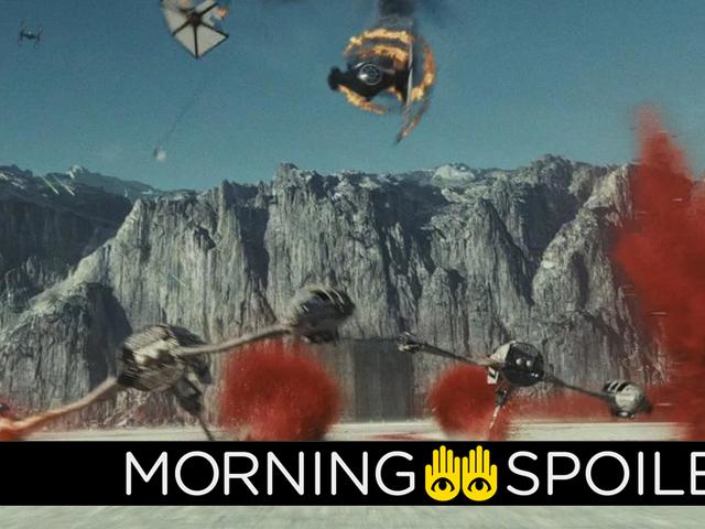 <i>Episode IX</i> Rumor Shutdowns, Teases for Masa Depan <i>Alien</i> , dan Lebih Banyak