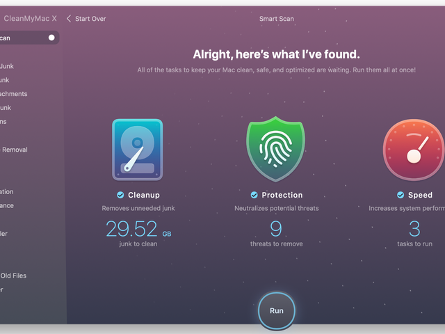 CleanMyMac X Saves Space, Removes Malware, and Speeds Up Your Mac