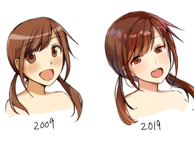 How Anime Art Has Changed Since 2009