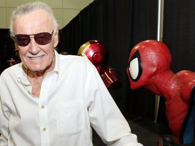 La respuesta de Stan Lee är en av de mest populära och perfekta företagen.
