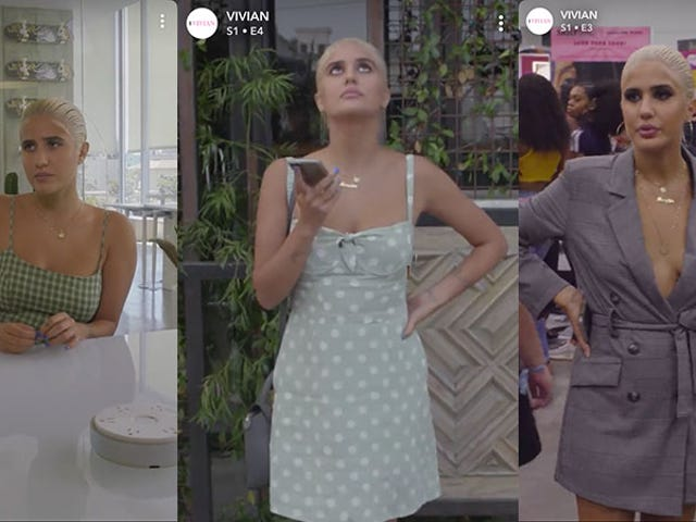 This Snapchat Series About a Model Scout Is As Transfixing As It Is Mind-Numbing