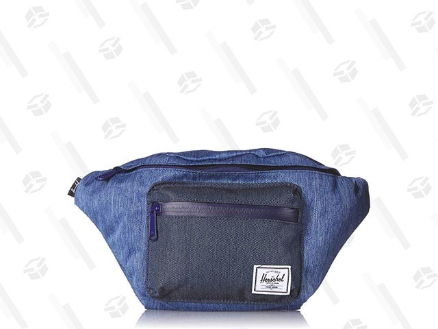 Hurry and Bag This Deal on a Herschel Supply Co. Fanny Pack