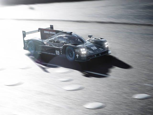 Porsche 919 (2015) er vakker