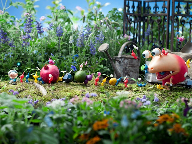 Revisiting Pikmin 3: A Series Best With Room For Improvement