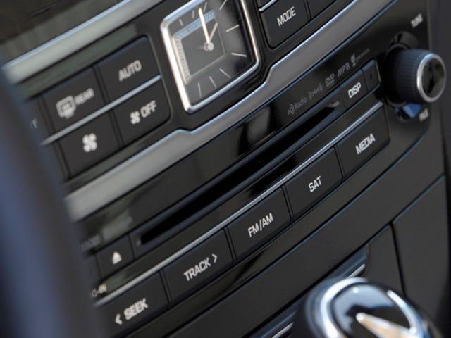 La plupart des Hyundais n'auront pas de lecteur de CD d'ici 2018