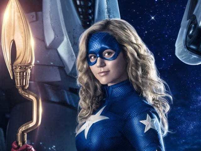 The CW gets yet another superhero with the trailer for the DC Universe collab Stargirl