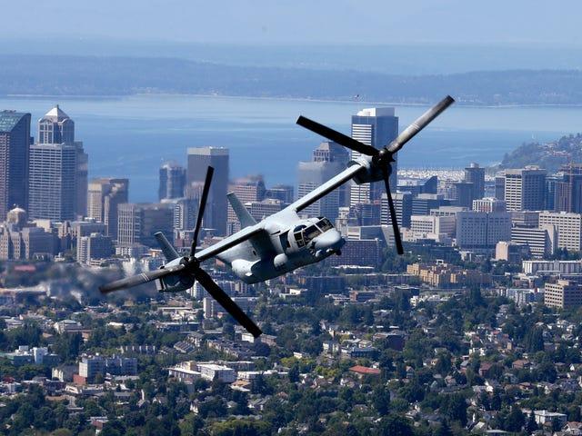 Ученые мечтают о будущем, где летающие машины борются с изменением климата