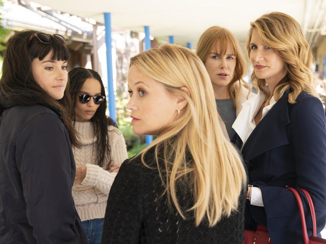 What, are you just not going to watch Meryl Streep in Big Little Lies?