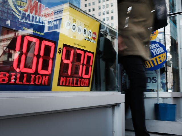 The Mega Millions Jackpot Is Officially at $1 Billion. Here's What I'm Doing When I Win