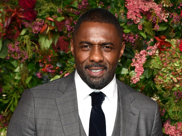 Idris Elba is disappointed that so many racists don't want him to be James Bond