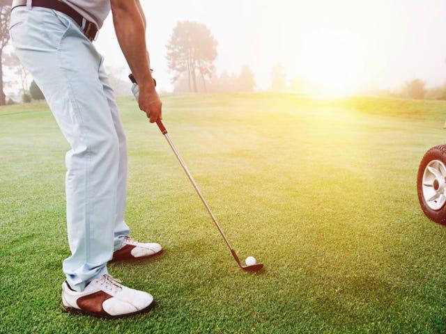 Area Man Pretty Sure Ladies dan Ruined 'Equality Thing' Golf mereka