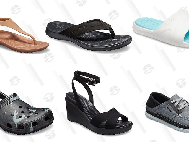 Crocs Are Cool Now, and You Can Save Up to 70% at Their Warehouse Clearance Sale