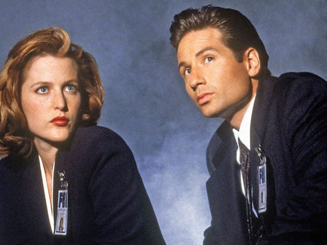 The '90s X-Files Tie-In Novels Scarred Me Forever