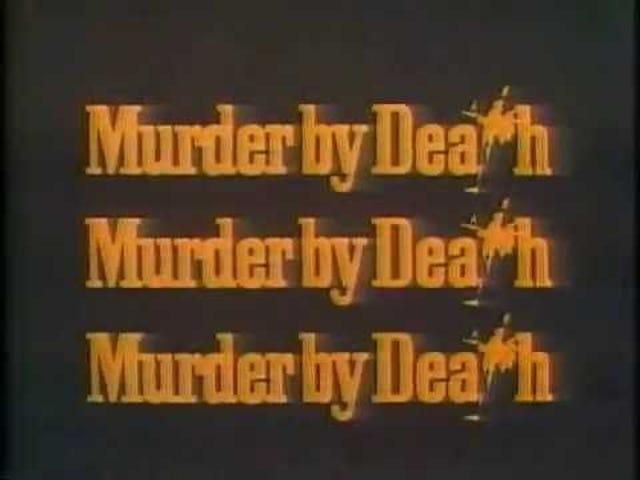 Вбивство смертю (1976)