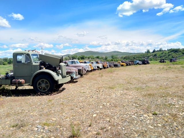 Anyone need a truck? Maybe a DKW?