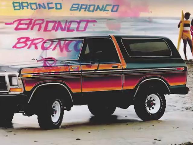 Το νέο Ford Bronco είναι σχεδόν εδώ