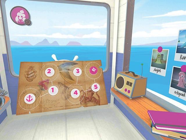 Ein Videospiel zur Erkennung der Alzheimer-Krankheit scheint zu funktionieren