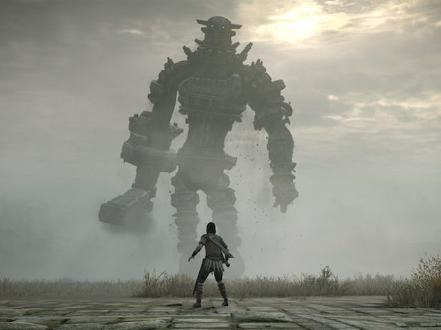 Shadow of the Colossus And Sonic Forces Are March's PS Plus Games