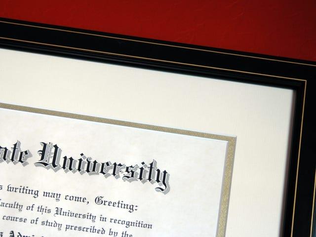 Insolvenz anmelden? Sie können auch aus der Zahlung Ihrer Studentendarlehen herauskommen