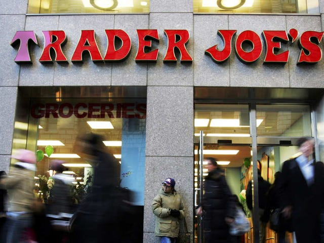 "Worker Claims He Was Fired From Trader Joe's For Failing to Muster a ""Genuine"" Smile"