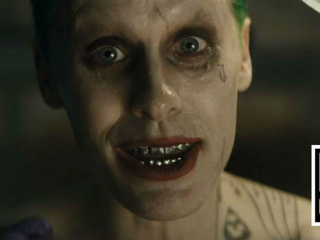 In <i>Suicide Squad</i>, the Joker's Sock Game Is as Sick as He Is