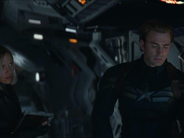 Novos Vingadores: filmagens no final do jogo mostram a equipe se preparando para a luta final