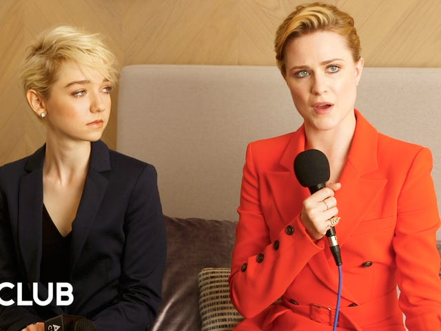 Evan Rachel Wood and Julia Sarah Stone hope their new film can help victims in abusive relationships