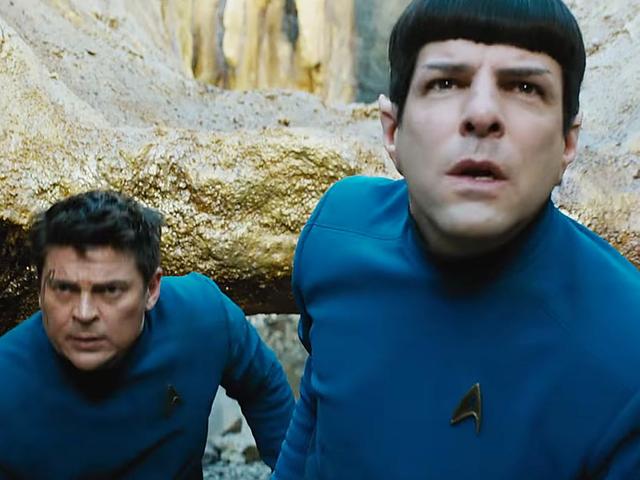 Μια επίσκεψη στη <i>Star Trek Beyond</i> την επιχείρηση αποκαλύπτει κάποια νέα μυστικά